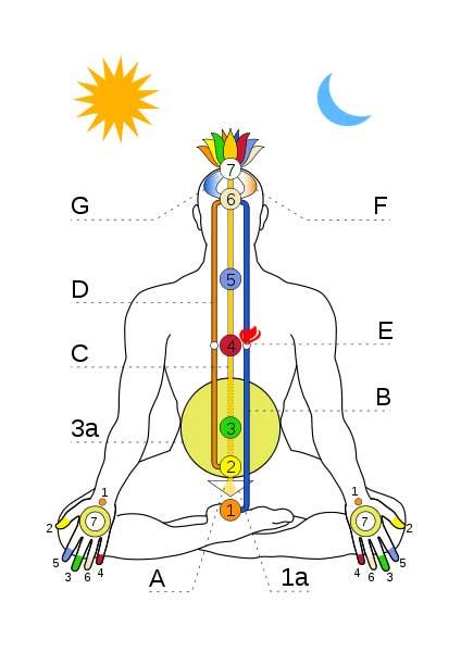 kundalini-yoga-chakren
